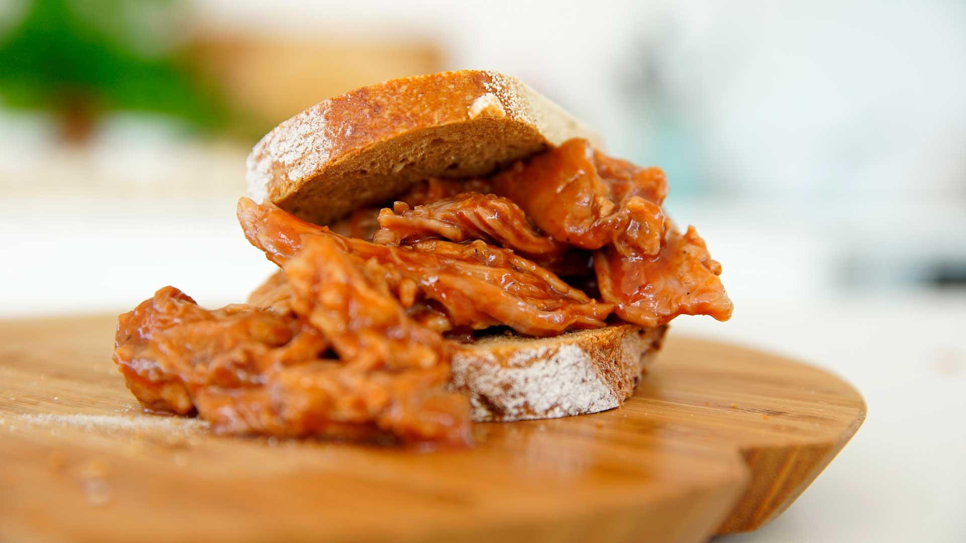 Hvordan Laver Man Pulled Pork På Gasgrill : Pulled pork hurtig nem og lækker pulled pork i ovn foodtv